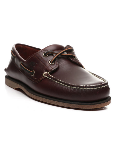 Timberland - Two Eye Boat Shoes