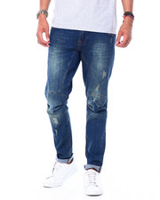 Mens-Fall - MOTO STRETCH JEAN-2414130