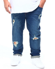 Big & Tall Faves - 5 Pkt Stretch Denim Jean (B&T)-2406857