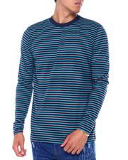T-Shirts - JOE LS STRIPE TEE-2414032