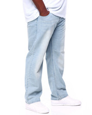 Jeans - Relaxed Fit Denim Jean (B&T)-2406693
