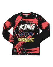 SWITCH - King Of The Street Tee (8-20)-2413513