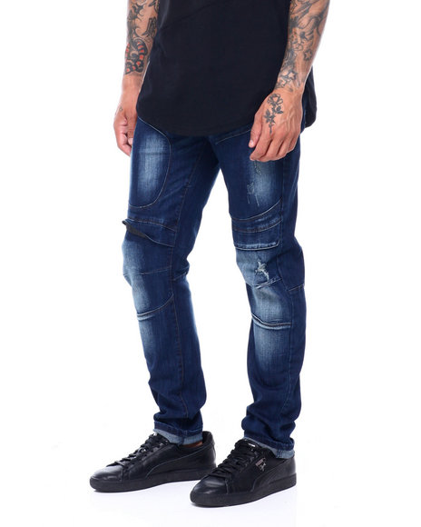 Buyers Picks - Cut and Sew Moto Jean