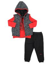 DKNY Jeans - Thompson Street 3PC Set (2T-4T)-2406670
