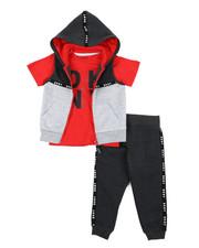 DKNY Jeans - Lafayette Street 3PC Set (4-7)-2406783
