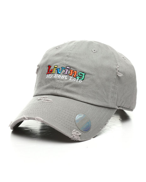 Buyers Picks - Living My Best Life Vintage Dad Hat