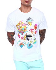 Pink Dolphin - ELEMENTAL TEE-2415112
