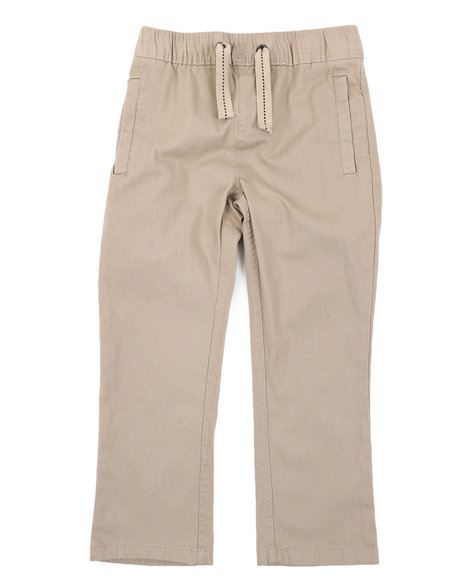 Arcade Styles - Pull-On Stretch Open Bottom Pants (8-20)