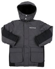Nautica - Snorkel Jacket (8-20)-2414532