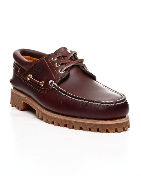 Timberland - Hand sewn Boat Shoes