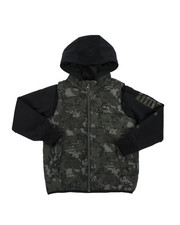 Light Jackets - Ravine Hybrid Jacket (8-20)-2416149
