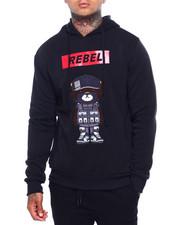 Buyers Picks - Bear w Vest Chenille Rebel Hoodie-2415699