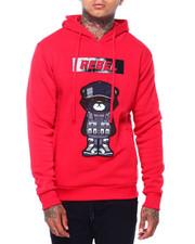 Buyers Picks - Bear w Vest Chenille Rebel Hoodie-2415706