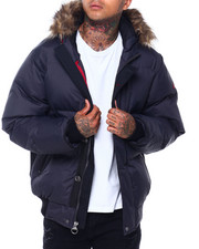 Mens-Fall - Summit Puffer Jacket-2415933
