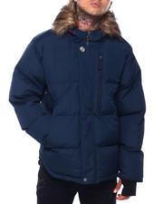 Buyers Picks - Golden Peak Puffer coat w Faux Fur Trim-2415972
