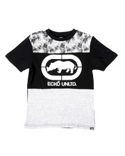 Boys - Cut And Sew Tee (8-20)-2415806