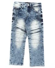 Arcade Styles - Flex Moto Denim Jeans (4-7)-2412956