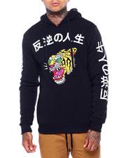 Men - Kanji Tiger Hoodie-2415627