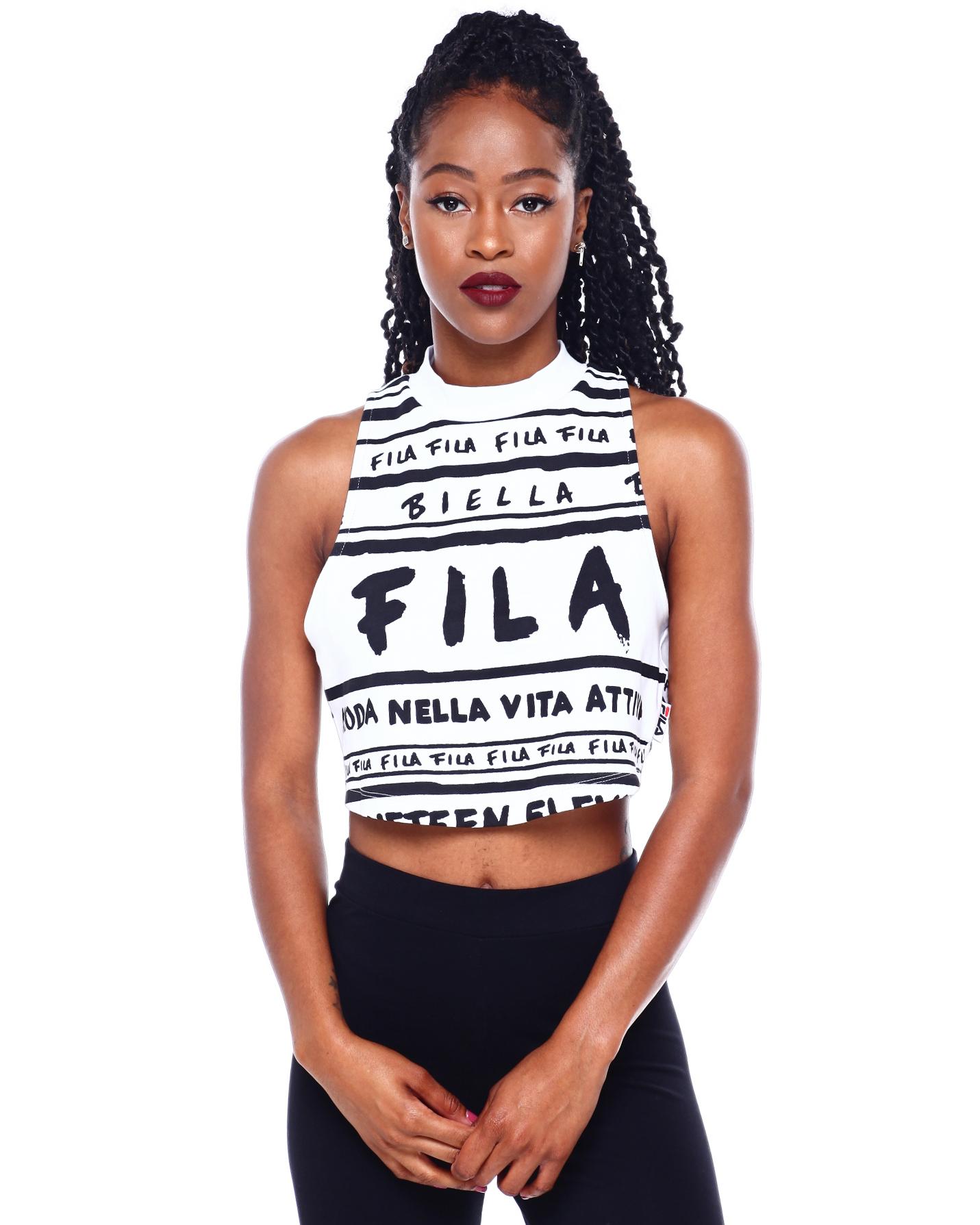 Buy Bae Crop Tank Women's Tops from Fila. Find Fila fashion