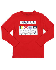 T-Shirts - Long Sleeve Graphic Tee (8-20)-2416601