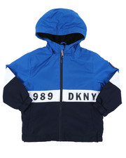 Light Jackets - Nylon Jacket (4-7)-2414697