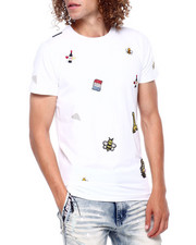 Cote De Nuits - EMBELLISHED FRENCH TEE-2416783