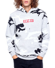 Levi's - HOWSE CAMO HOODIE-2416779