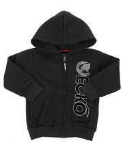 Boys - Regular Fleece Hoodie (4-7)-2417019