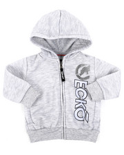 Boys - Regular Fleece Hoodie (2T-4T)-2417059