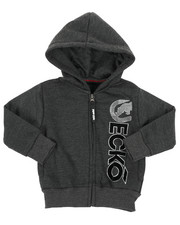 Boys - Regular Fleece Hoodie (2T-4T)-2417083