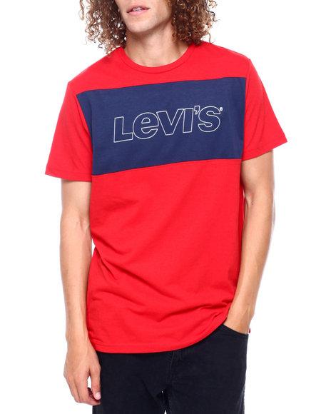 Levi's - GROVE COLORBLOCK TEE