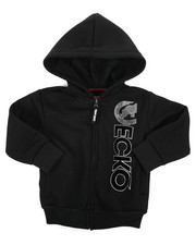 Ecko - Regular Fleece Hoodie (2T-4T)-2417023