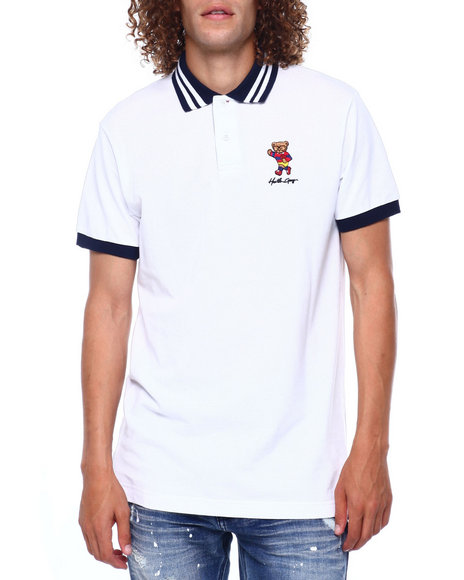 Hustle Gang - charlie ss polo
