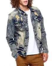 Denim Jackets - Sahara Indigo Denim Jacket-2416646