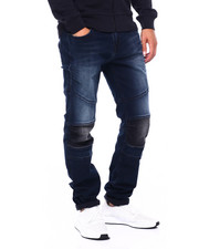 True Religion - ROCCO MOTO NO FLAP Jean-2412481