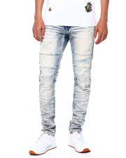 Kloud 9 - DISTRESSED JEAN W POCKET TAPE DETAIL-2415872