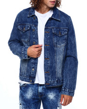 Denim Jackets - HENNY DENIM JACKET-2416890