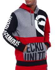 Ecko - PATCHWORK HOODIE-2417337