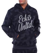 Ecko - CAMO HOODIE W REPEAT RHINO-2417363