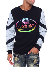 Akademiks - ANXIOUS CREWNECK SWEATSHIRT-2416386