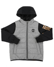 Light Jackets - Ravine Hybrid Jacket (8-20)-2417666