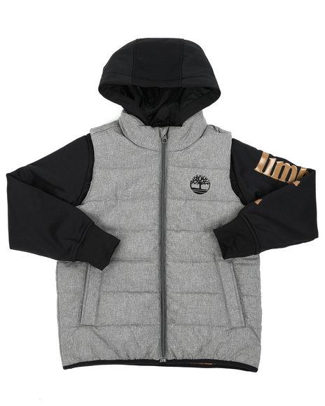 Timberland - Ravine Hybrid Jacket (8-20)