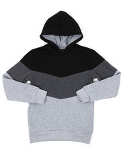 Hoodies - Fashion Fleece Hoody (8-18)-2418016