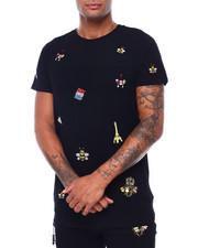 Shirts - EMBELLISHED FRENCH TEE-2416793