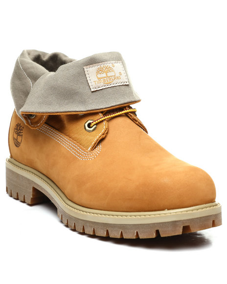 Timberland - Heritage Roll-Top Boots
