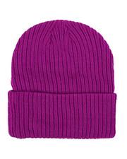 Hats - Chunky Ribbed Beanie-2417990