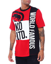 Shirts - ECKO PATCHWORK TEE-2417302