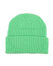 Hats - Chunky Ribbed Beanie-2417993