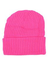 Hats - Chunky Ribbed Beanie-2417991