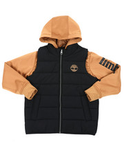 Light Jackets - Ravine Hybrid Jacket (8-20)-2417682